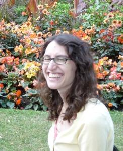 Sarah in London
